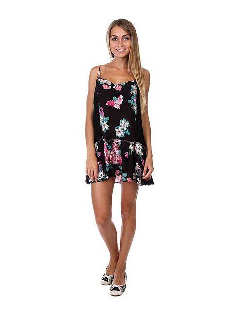 Insight   Женское Черный Платье Женское Magnolia Dress Black