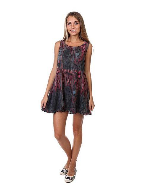 Insight | Женское Многоцветное Платье Женское Zoowho Dress Midnight Zulu