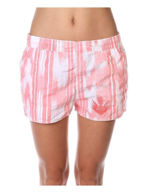 Insight   Женские Розовые Шорты Классические Женские Dunes Shorts Coral