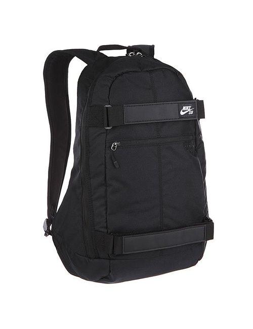 Nike | Мужской Чёрный Рюкзак Спортивный Embarca Medium Backpack Black