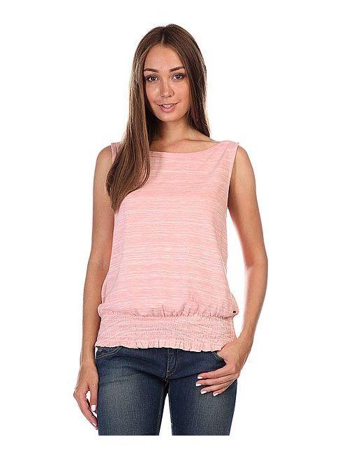 Roxy | Женский Розовый Топ Женский Terra Mar Bloom Pink Ikat