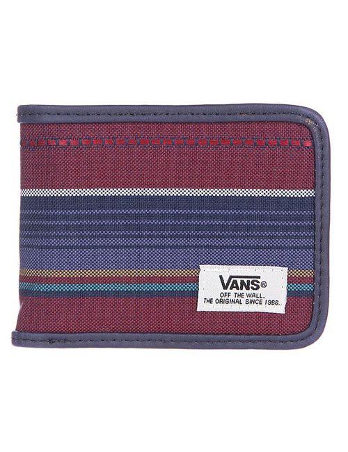 Vans | Мужской Синий Кошелек Exter Wallet Woven Dobby
