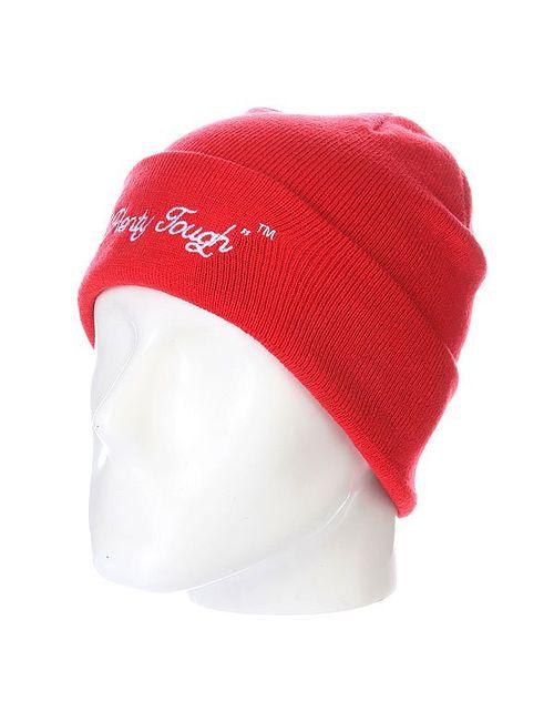 Dcshoes | Мужская Красная Шапка Dc Bd Beanie Athletic Red