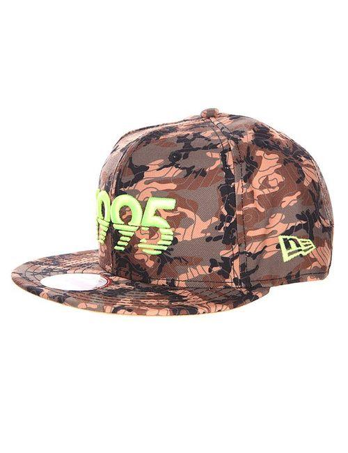 Dcshoes | Мужская Чёрная Бейсболка New Era Dc Shades Hats Terrain