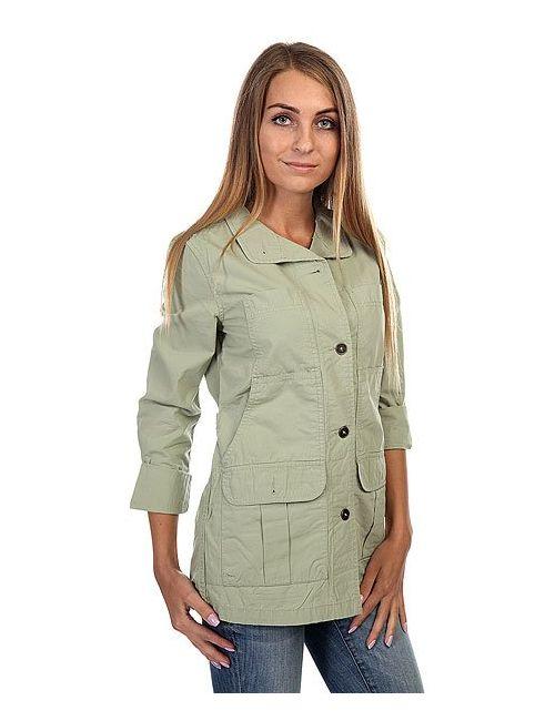 Vans   Женская Зелёная Рубашка Женская Casey Jacket Tea