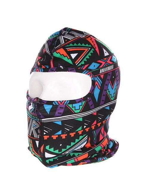 Airblaster | Мужская Многоцветная Балаклава Ninja Face Wild Tribe