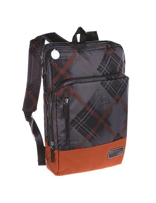 Ogio | Мужской Чёрный Рюкзак Городской Covert Pack Plaidley