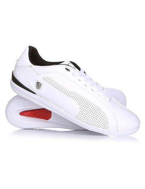 Puma | Мужские Белые Кеды Кроссовки Gigante Leather Sf White/White