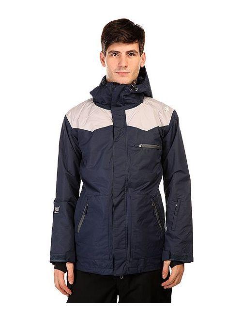 Romp | Мужская Синяя Куртка 180 Switch Classic Jacket Navy Gray