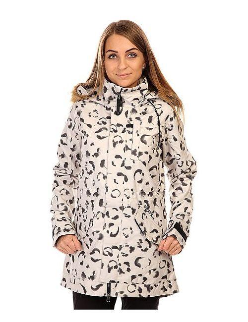 Burton | Женская Белая Куртка Женская Twc Wanderlust Jk St White