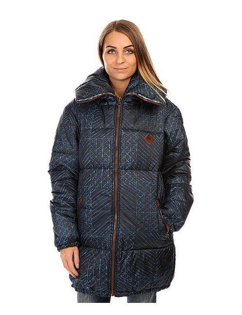 Burton | Женская Синяя Куртка Женская Зимняя Женский Wb Logan Jkt