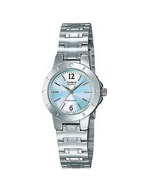 Casio | Мужские Серые Часы Collection 64132 Ltp-1177pa-2a Grey