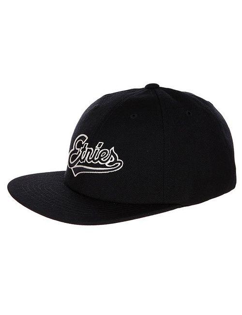 Etnies | Мужская Черный Бейсболка С Прямым Козырьком Tilney Ball Cap