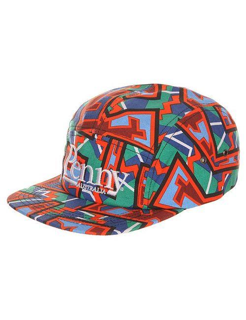 Penny | Мужская Многоцветная Бейсболка Пятипанелька Cap Spike 5 Panel