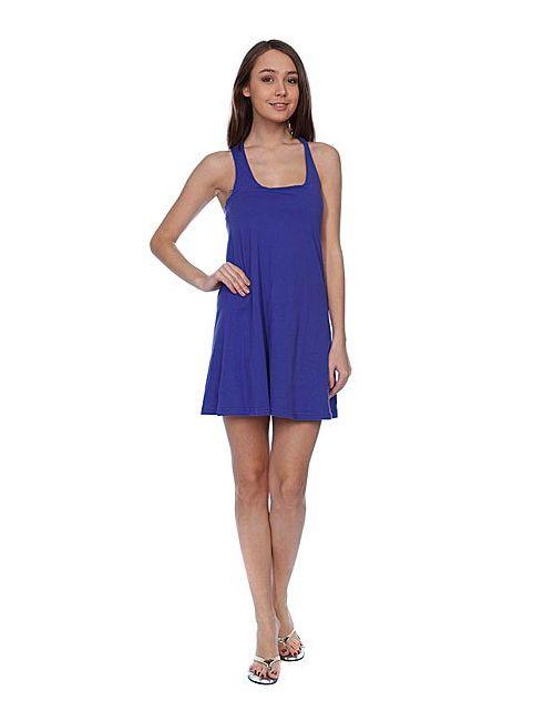 Roxy | Женское Платье Женское Beach Brights Dress Violet Blue