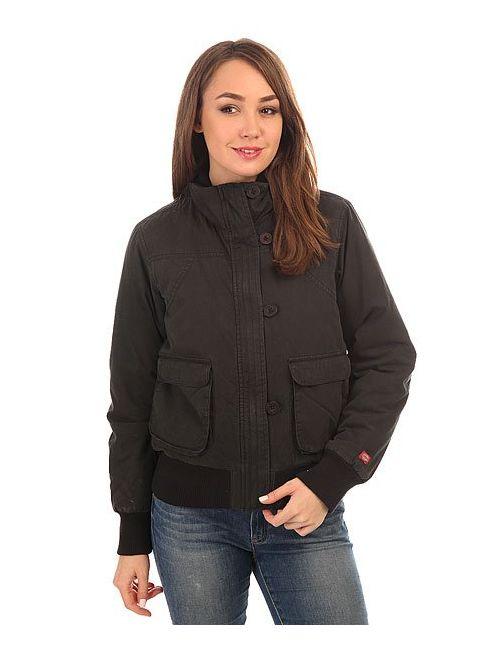 Dickies | Женская Черный Куртка Женская One Black