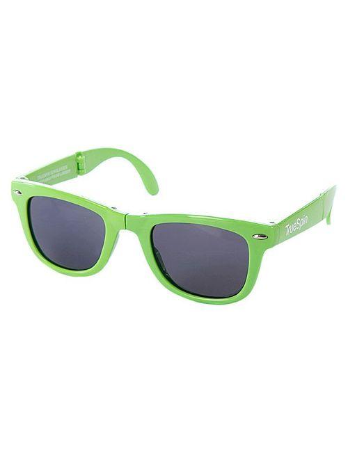 Truespin | Мужские Очки True Spin Folding Sunglasses Green