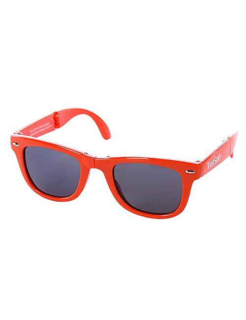 Truespin | Мужские Очки True Spin Folding Sunglasses Orange