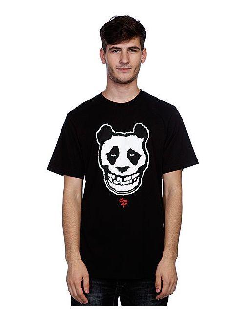 LRG | Мужская Футболка Crimson Panda Tee Black