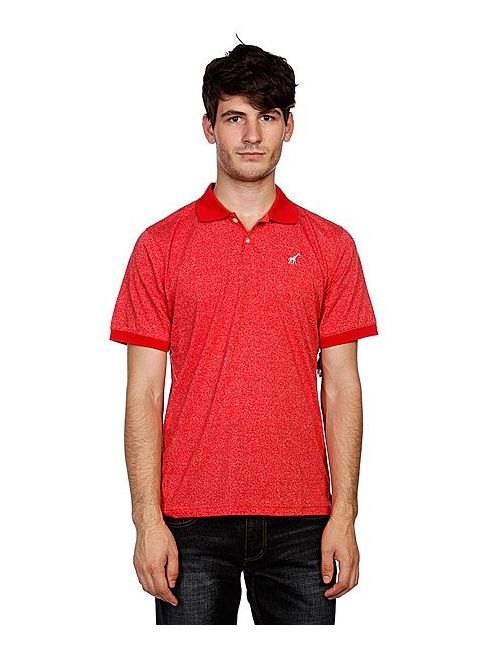 LRG | Мужское Поло Homewreckers Ss Polo Red