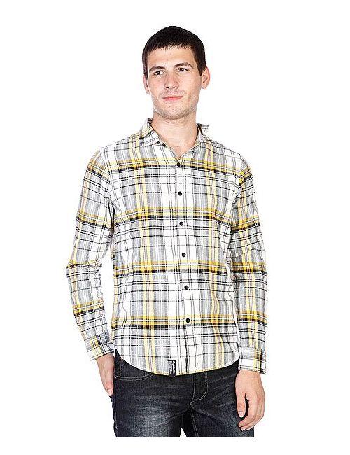 LRG   Мужская Рубашка В Клетку Endless Ivy Ls Woven