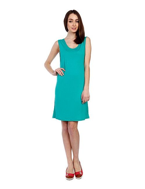 Volcom | Женское Зелёное Платье Женское Stone Only Tee Dress Bright