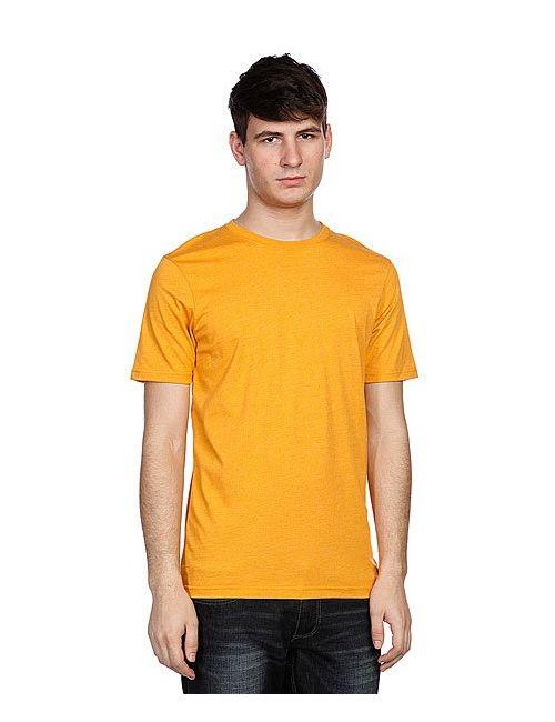Element | Мужская Жёлтая Футболка Basic Crew Ss F Sun Flower