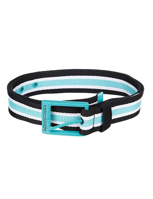 Dcshoes | Мужской Ремень Dc Rd Webster Belt Black/Cyan