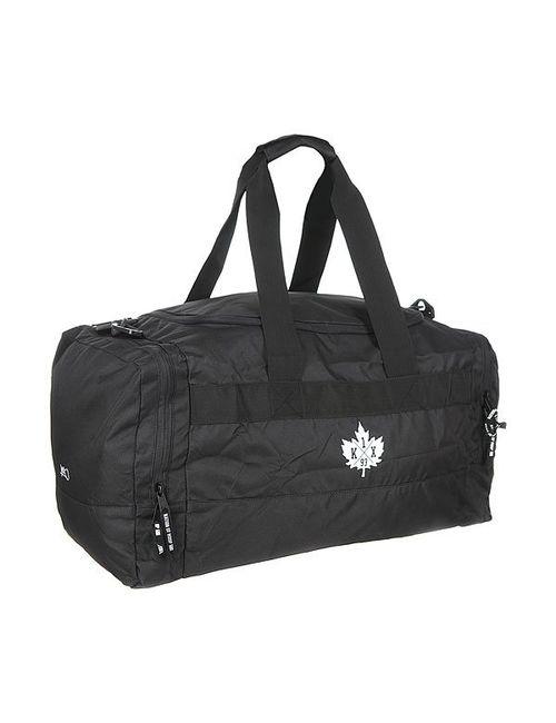 K1X | Мужская Чёрная Сумка Спортивная Hardwood Teambag Black