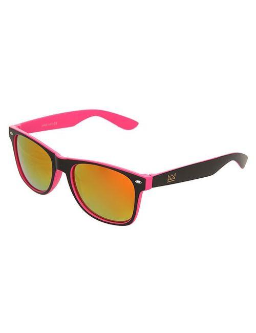Nomad | Мужские Розовые Очки Sunglasses Black/Pink