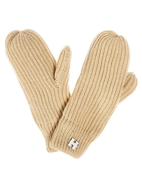 Harrison | Женские Бежевые Варежки Женские Beatrice Gloves Beige