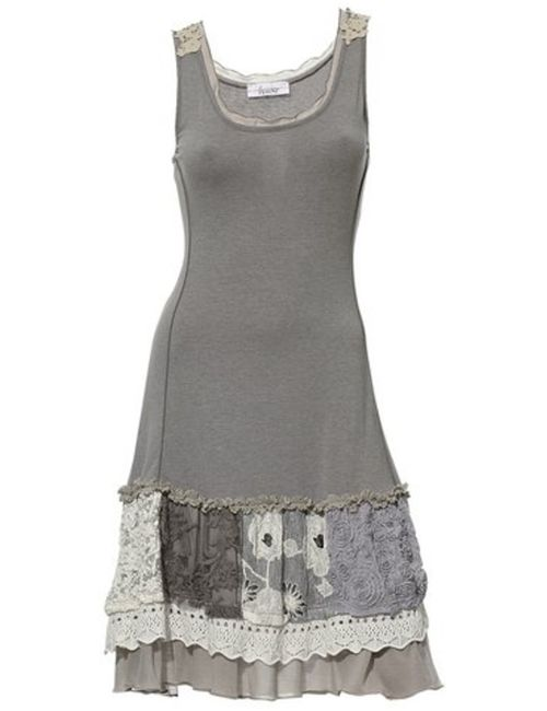 Linea Tesini | Женское Коричневое Платье