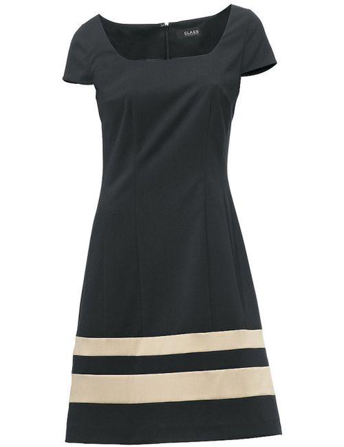 Class International | Женское Чёрное Платье