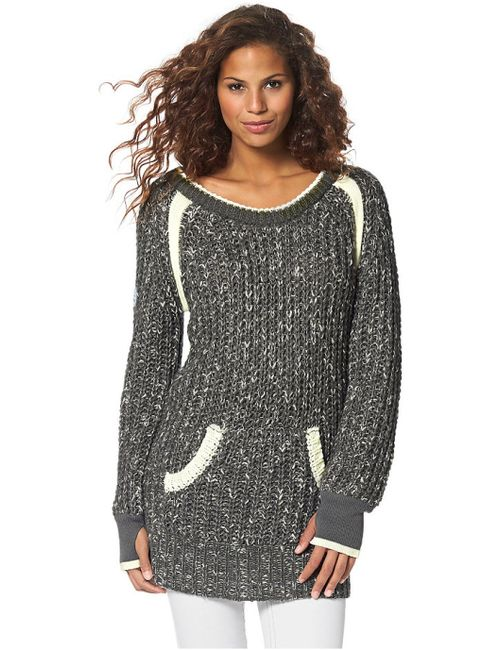 KangaROOS | Женский Серый Пуловер