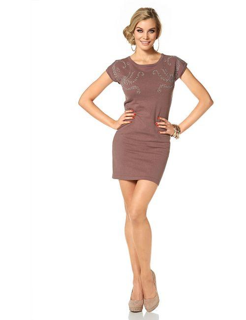 Melrose | Женское Бежевое Платье