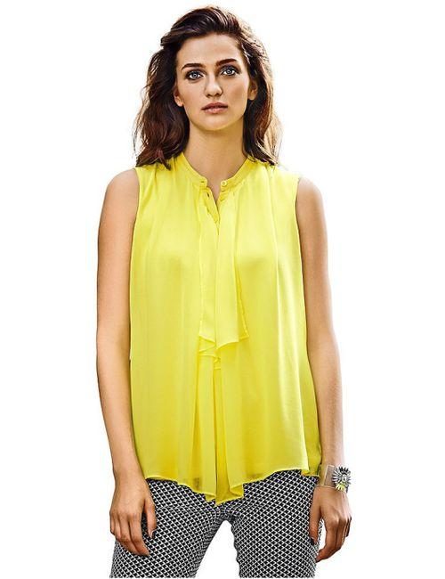 Heine   Женская Жёлтая Блузка