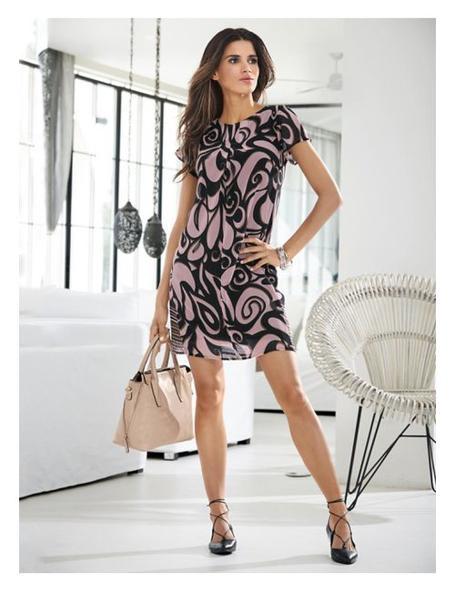 Travelcouture | Женское Розовое Платье