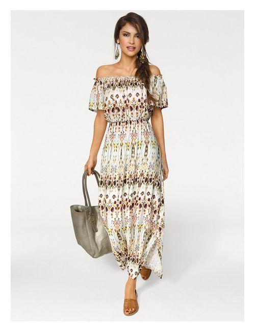 Rick Cardona | Женское Цветное Платье Макси