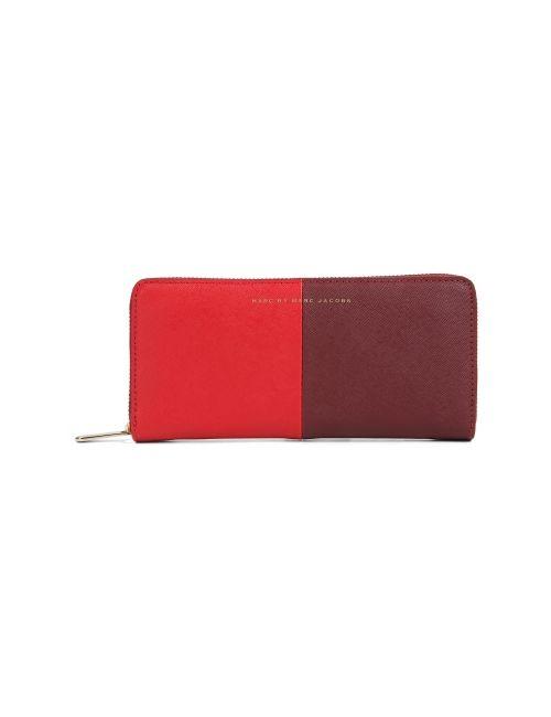 Marc by Marc Jacobs | Женское Slim Zip Around Красный