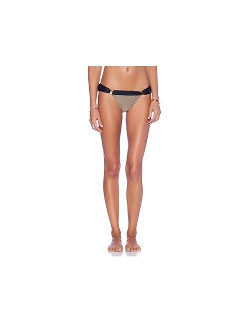 Vix Swimwear | Женский Коричневый Низ Бикини Betsey Bia
