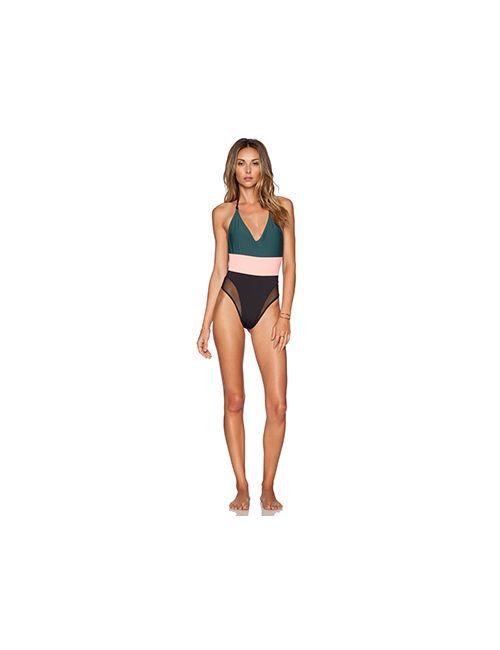 TAVIK Swimwear | Женский Коралл Купальник Chase