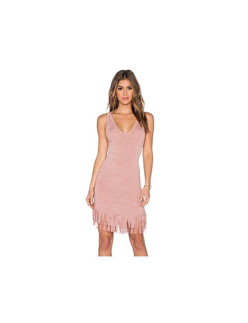 Riller & Fount | Женское Ржавое Платье Lucy