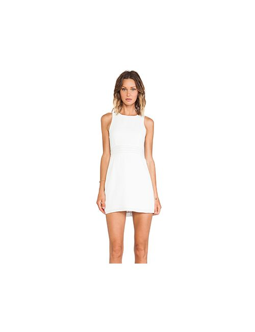 Three of Something | Женское Белое Платье Natural Means