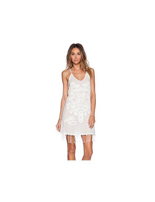 Pilyq | Женское Белое Платье Sari
