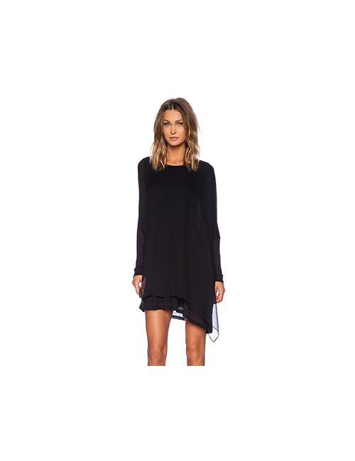 Heather | Женское Черный Платье-Футляр