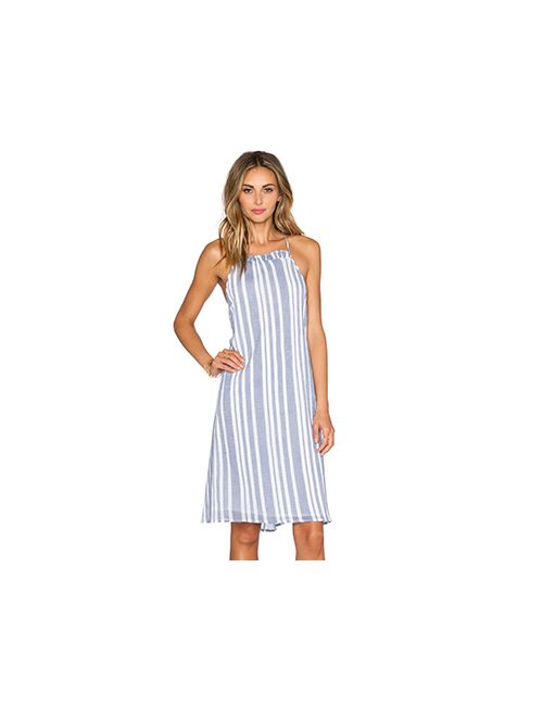 Tularosa | Женское Синее Платье Windsor