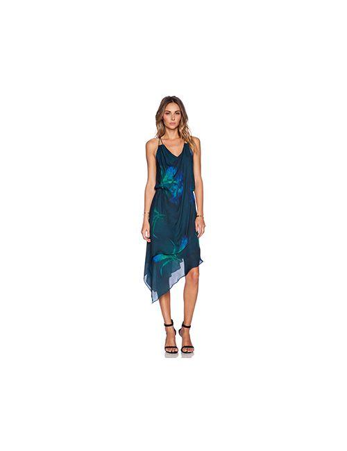 Haute Hippie | Женское Зелёное Платье