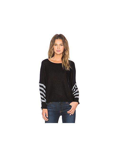 LA Made | Женский Чёрный Пуловер Valerie