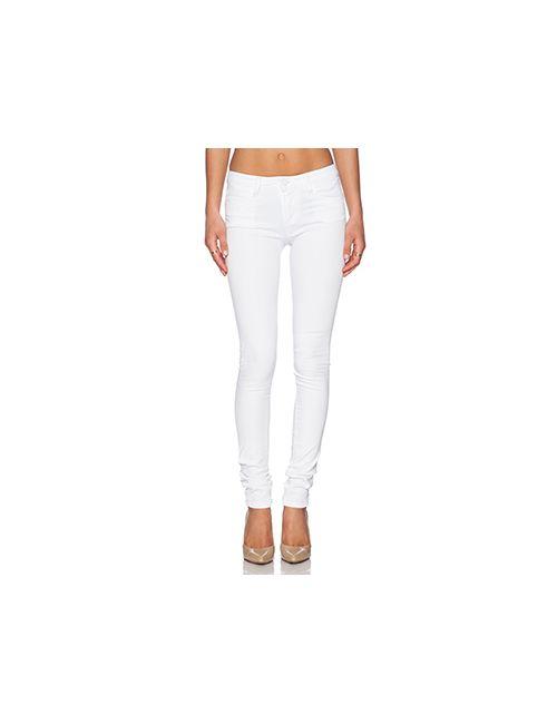 Joe'S Jeans | Женские Белые Узкие Джинсы