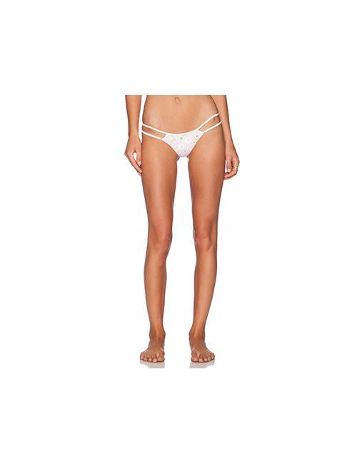 Frankie's Bikinis | Женский Розовый Низ Бикини Oceanside